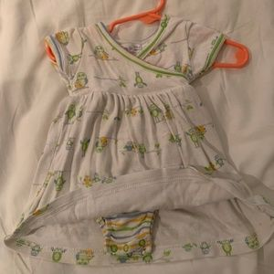 Under the Nile Baby Dress